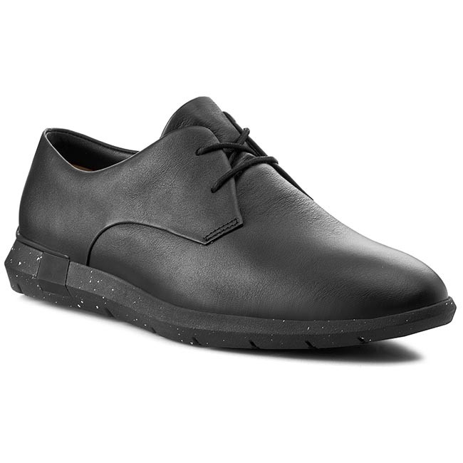Shoes CLARKS  Javan Walk 261094687 Black Leather