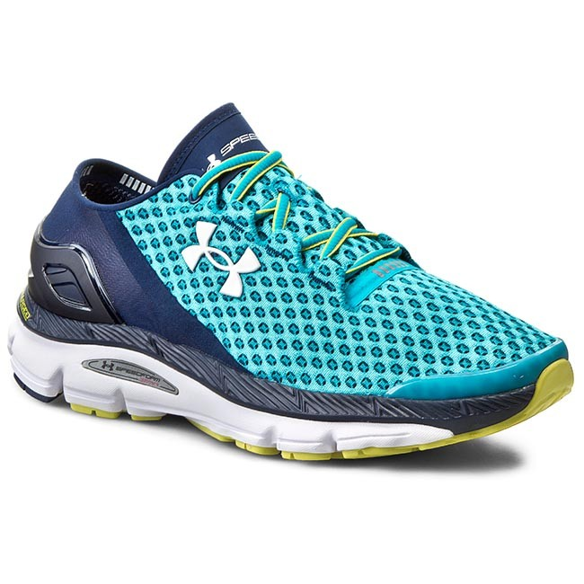 Shoes UNDER ARMOUR - Ua Speedform Gemini 1255821-408 Ady/Pac/Wht