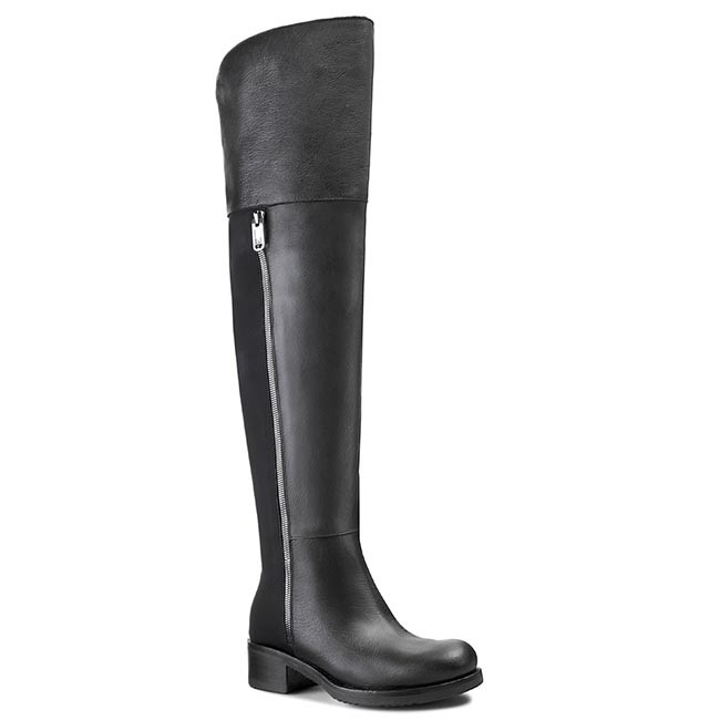 22222 P0123 Jo Knee Nero Over Liu Boots S65043 Cuissarde Denise EHDIW29
