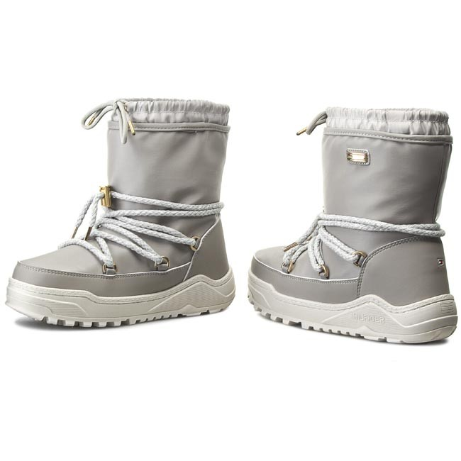 Tommy Hilfiger Snowboots Beige / Or 0AqWm