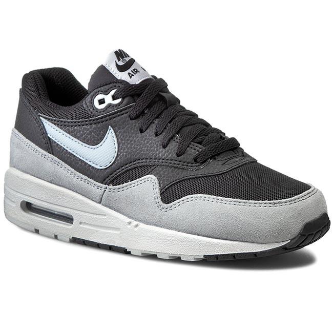 sports shoes 04c48 80a3d Shoes NIKE. Air Max 1 Essential 599820 012 Black Dove Grey Pure Platinum