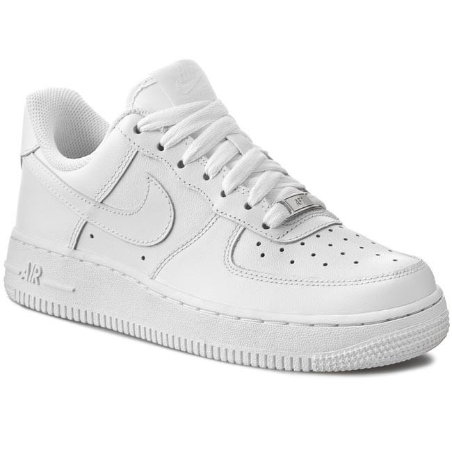le scarpe nike wmns air force 1 '07 315115 112 scarpe bianche basse