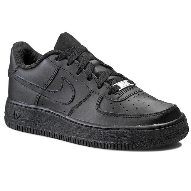 the latest 1128a 23b7b Shoes NIKE. Air Force 1 (GS) 314192 009 BlackBlack
