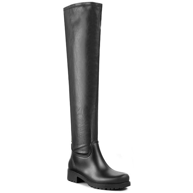 9951c64bc8d Over-Knee Boots GUESS - Rena FL3REN ELE11 BLACK - Musketeer - High ...