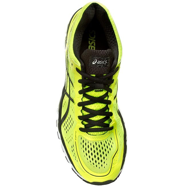 asics gel-kayano 22 0790 yellow