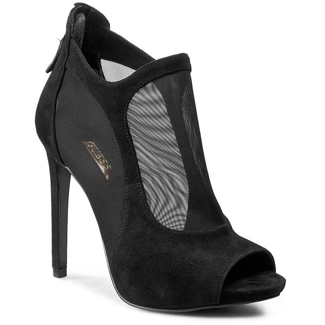 Womens Shoes GUESS Avocadoo Black