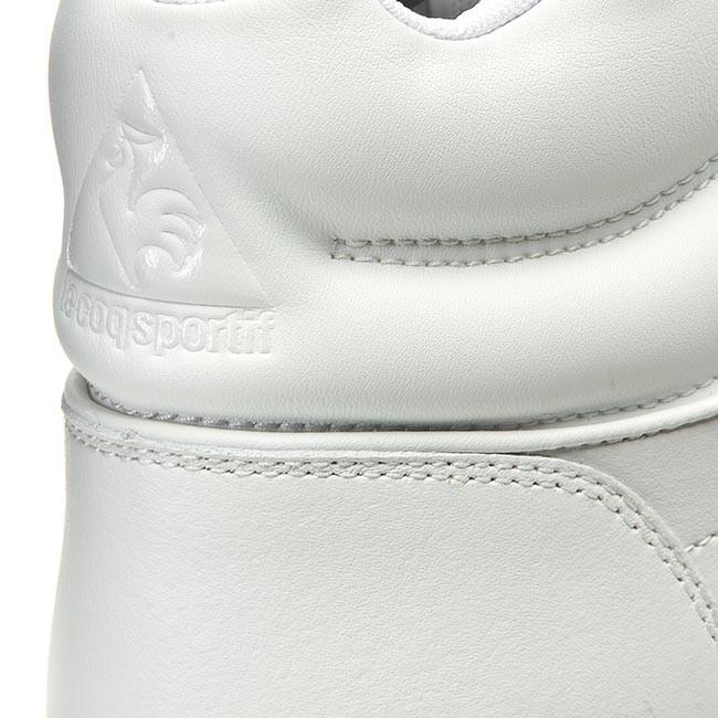 Sneakers LE COQ SPORTIF - Prestige Court Mid Lea 1520897 Optical White 39a9793f73f9