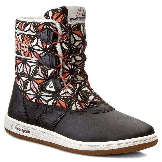 Boots LE COQ SPORTIF - Sainteglace W Graphic 1520583 Black/Flamingo