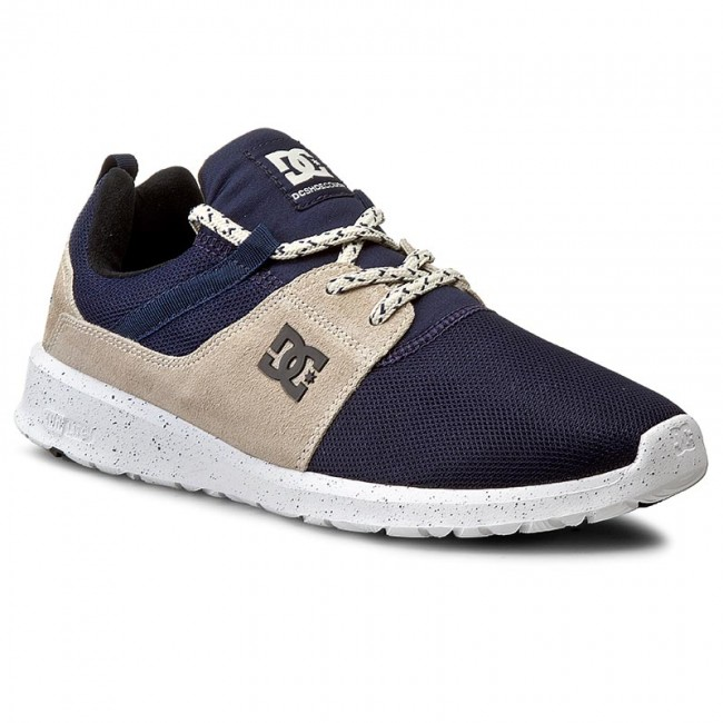 a5abbde0c8 Sneakers DC - Heathrow Se ADYS700073 Navy White (NWH) - Sneakers ...