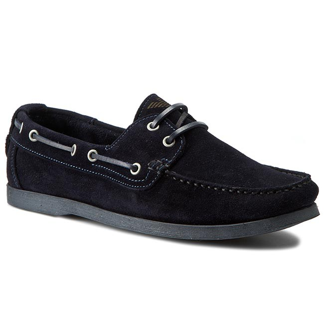 a416c3ad66aa Moccasins ARMANI JEANS - C6573 89 35 Blue - Casual - Low shoes ...