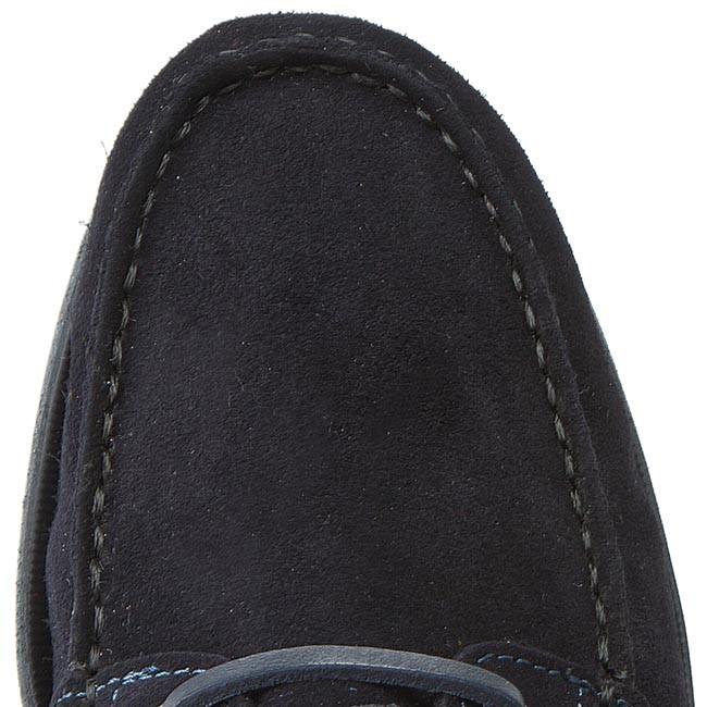b1a4fc927f72 Moccasins ARMANI JEANS - C6573 89 35 Blue - Casual - Low shoes - Men s  shoes - www.efootwear.eu