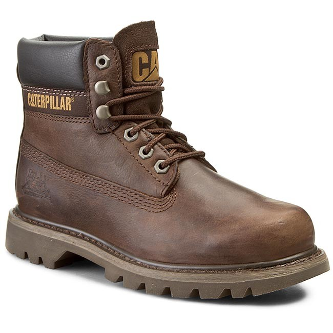 ef760e14bffe Hiking Boots CATERPILLAR - Colorado P710652 Chocolate - Trekker ...