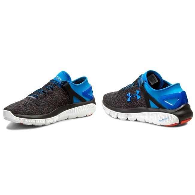 Shoes UNDER ARMOUR - Ua Speedform Fortis Gr 1268330-002 Blk/Chc ...