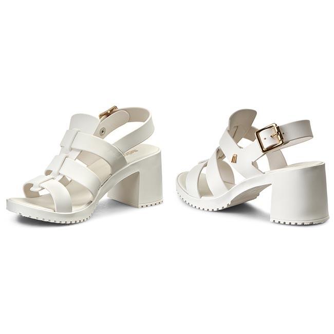 96c79527138b Sandals MELISSA - Flox High Sp Ad 31473 White 52838 - Casual sandals ...