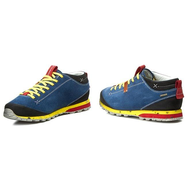 Trekker Boots AKU - Bellamont Suede Gtx 504 Multicolor 001 - Trekker ... 5b486061758f