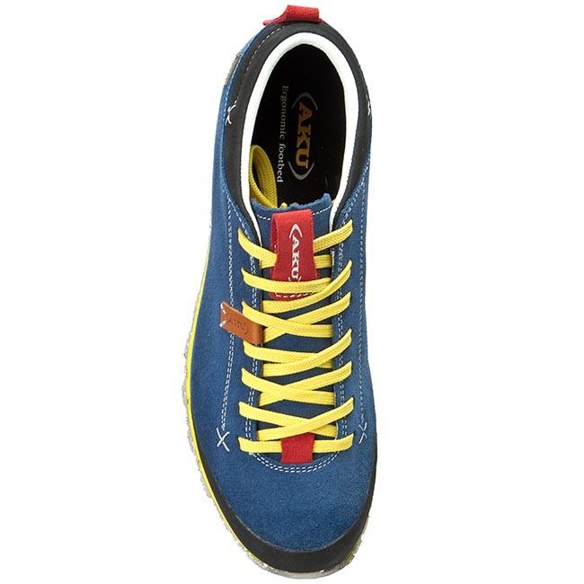 Trekker Boots AKU - Bellamont Suede Gtx 504 Multicolor 001 - Trekker boots  - Low shoes - Men s shoes - www.efootwear.eu 6fa5d4953791