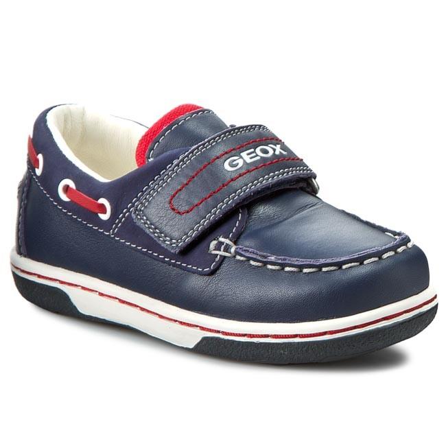 df3e22504cd04 Shoes GEOX - B Flick B.C B6237C 08532 C0735 Morski Czerwony - Slided ...
