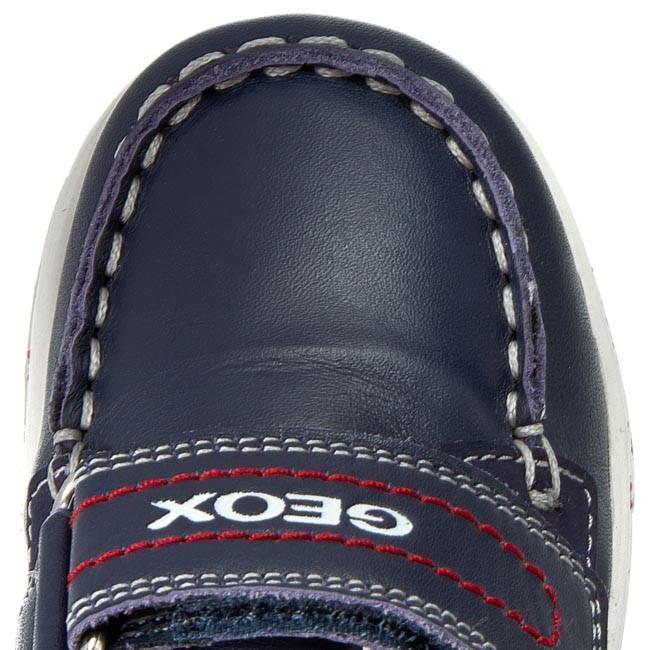 33eabdbcbcec3 Shoes GEOX - B Flick B.C B6237C 08532 C0735 Morski Czerwony - Slided shoes  - Low shoes - Boy - Kids  shoes - www.efootwear.eu