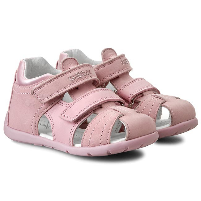 Sandals GEOX - B Kaytan G.G B5251G 03285 C8004 Pink - Sandals - Clogs and  sandals - Girl - Kids  shoes - www.efootwear.eu 413033405bf4