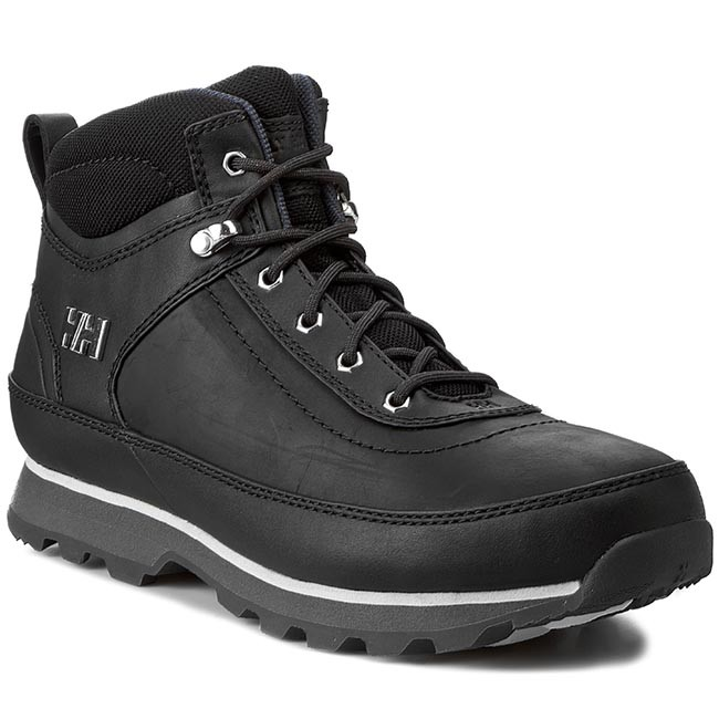 Trekker Boots HELLY HANSEN - Calgary 108-74.991 Jet Black/Ebony/Light Grey