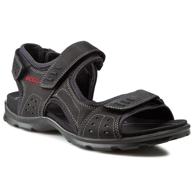 956b671a7974b Sandals ECCO - Utah 83411402001 Black - Sandals - Outdoor - Men's ...