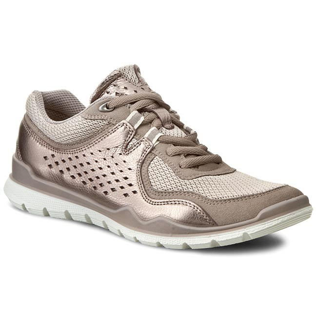 3ca7052cfb Sneakers ECCO - Lynx 83042359776 Moon Rock/Gravel/Warm Grey Met ...
