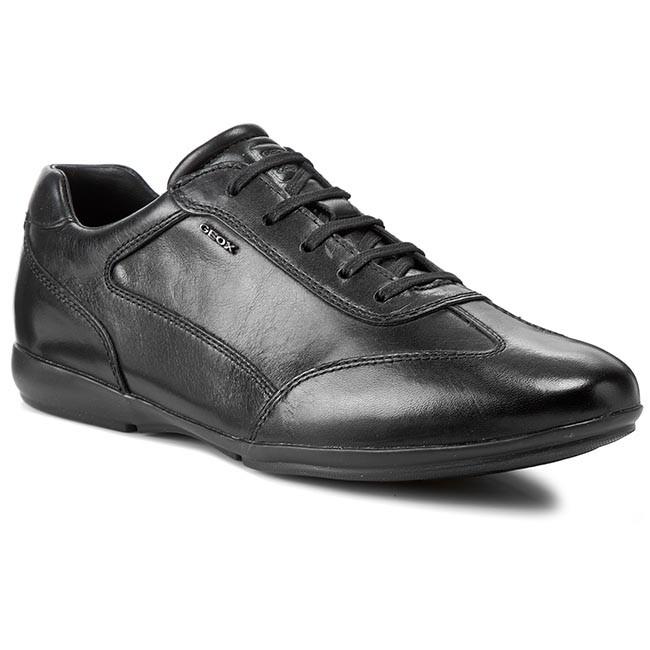 Geox U EFREM A U620UA Lace-up shoes in Black  W897878