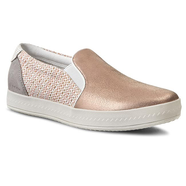Chaussures Geox Modesty roses Casual Y6W0fnpK
