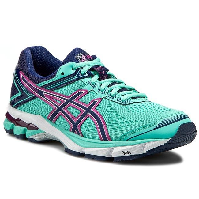 Shoes ASICS - GT-1000 4 T5A7N Aqua Mint Indigo Pink Glow 7049 ... fd45970a687