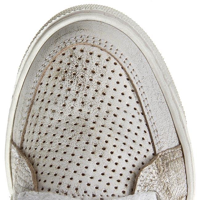 Sneakers ROBERTO - 474/D B.Złoty cQ1jJ7jyu