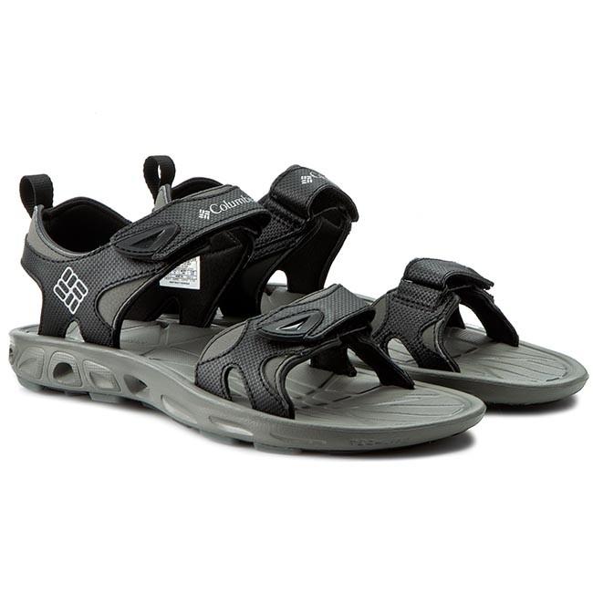 91a50dfb441ea Sandals COLUMBIA - Techsun Vent BM4447 Black/Columbia Grey 010 - Sandals -  Outdoor - Men's - Sport - www.efootwear.eu