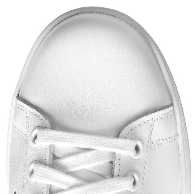 scarpe adidas stan smith m20324 ftwrwhite / corewhite scarpe