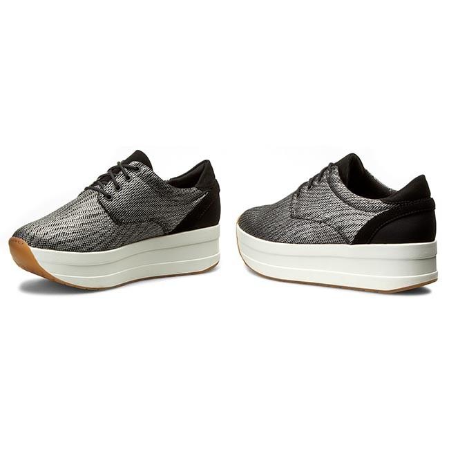 6a5c1e0c58 Shoes VAGABOND - Casey 4122-180-83 Silver - Sneakers - Low shoes ...