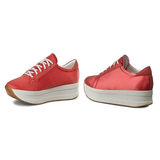 Sneakers VAGABOND - Casey 4122-077-73 Coral - Flats - Low shoes ... 4f69e2bb49