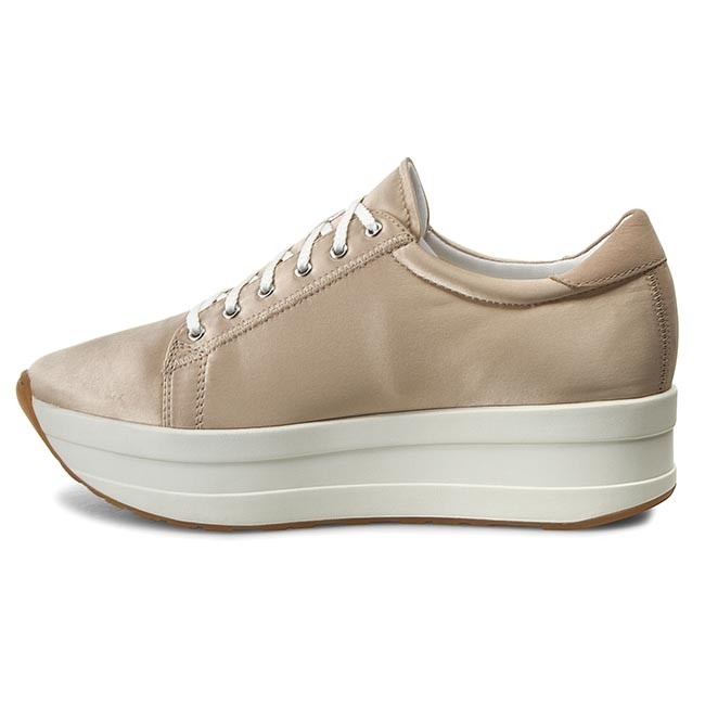 Shoes VAGABOND - Casey 4122-077-10 Champagne - Sneakers - Low shoes - Women s  shoes - www.efootwear.eu 7d670c755c