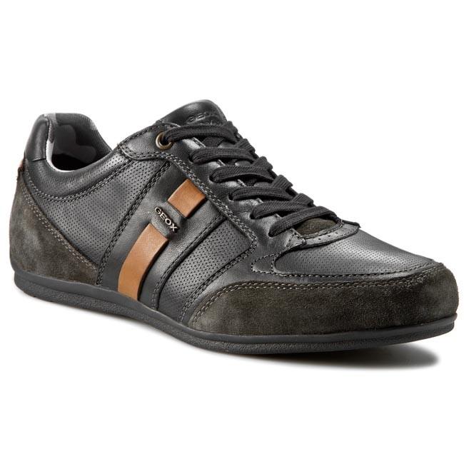U C9999 Black 00085 Sneakers Geox A U62p1a Houston Zawx5FHq