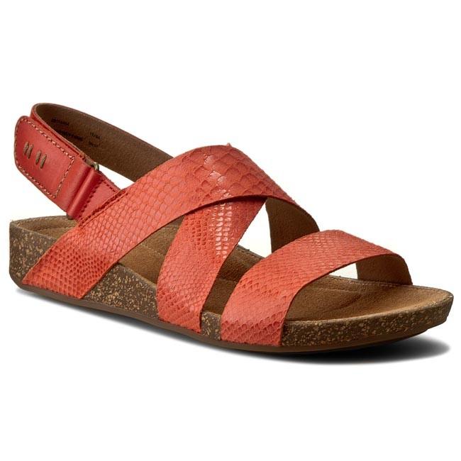 Sandals CLARKS - Perri Dunes 261144544 Grenadine Sde