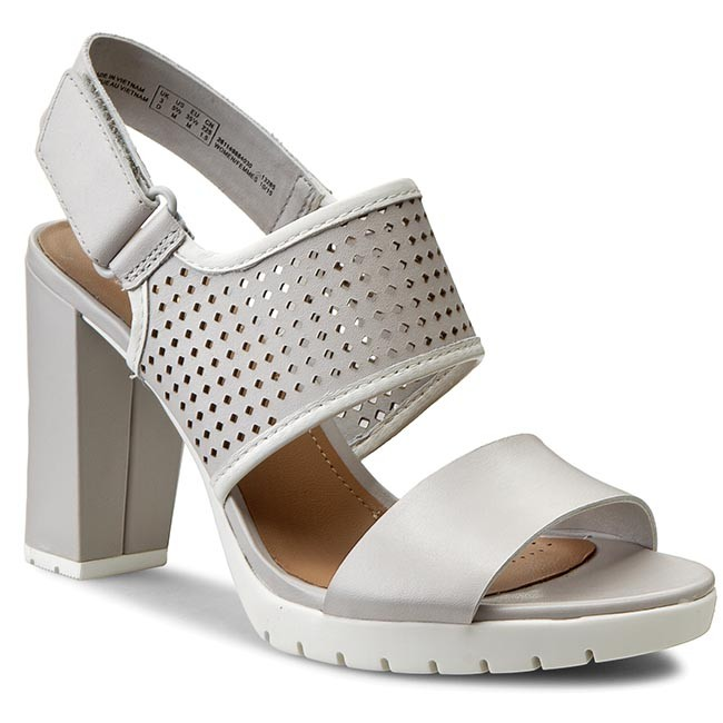 Clarks Grey Wedges pictures cheap online sneakernews for sale YEi2f