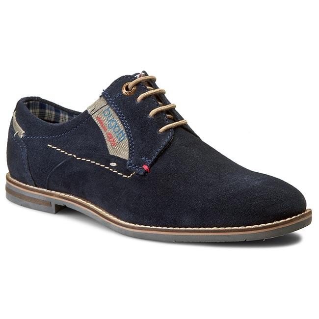 425 Dark U3512 Low BUGATTI shoes Shoes Blue Fedele Casual 3 xPYRFwqC