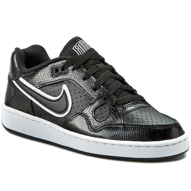 Shoes NIKE - Son Of Force 616302 011 Black/Black/White