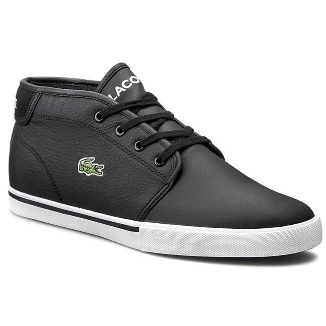 aa6ae67ca Boots LACOSTE - Ampthill LCR3 SPM 7-31SPM009802H Blk Blk - Boots ...