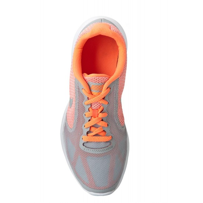nike run Roshe bassi prezzi - Shoes NIKE - Revolution 3 (Gs) 819416 800 Brght Mango/Mtllc Silv ...