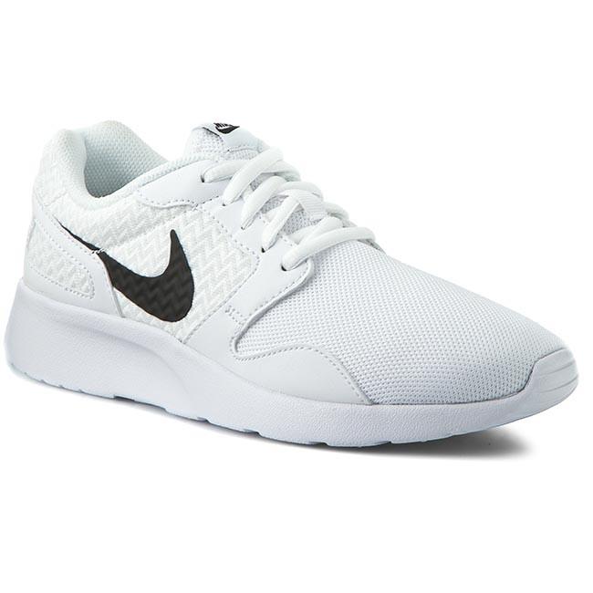 new product fc279 3c053 Nike Wmns Kaishi WhiteMtlc Platinum  Shoes NIKE - Kaishi 654845 103  WhiteBlackWhite . ...