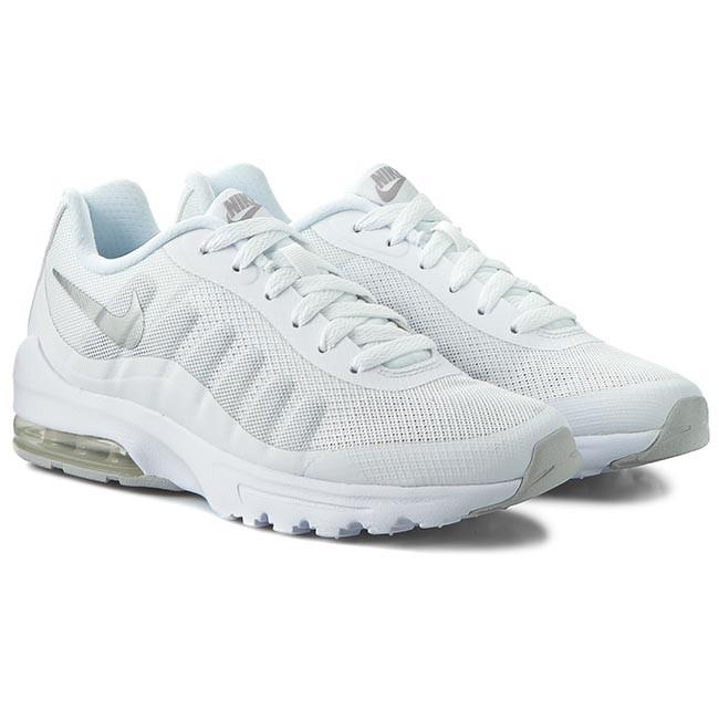 d21e3e785475a5 Shoes NIKE - Nike Air MAx Invigor 749866 100 White Metallic Silver -  Sneakers - Low shoes - Women s shoes - www.efootwear.eu