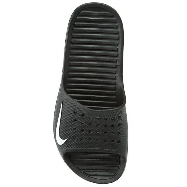 dee8bafd5618 Slides NIKE - Solarsoft Slide 386163 011 Black White - Flip-flops -  Swimming - Men s - Sport - www.efootwear.eu