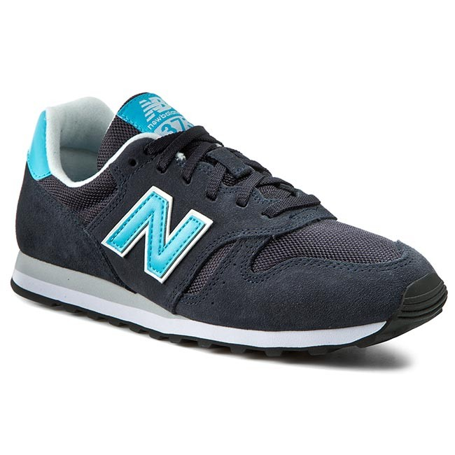 Sneakers NEW BALANCE - Classics Traditionnels ML373NAT Navy Blue