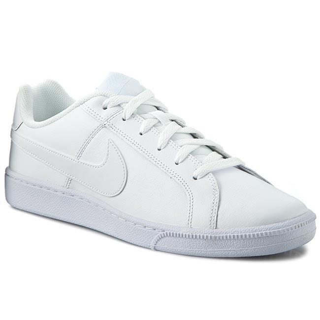 Shoes NIKE - Court Royale 749747 111 White/White