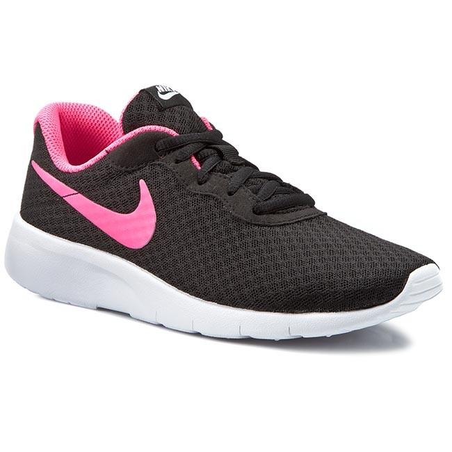 Shoes NIKE - Tanjun (Gs) 818384 061 Black/Hyper Pink/White