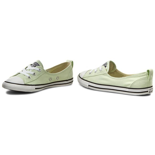6e73b64cec89 Sneakers CONVERSE - Ctas Ballet Lace Slip 551504C Green - Sneakers ...