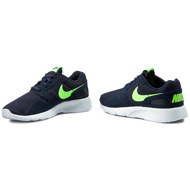Nike Kaishi 2.0 SE Mens Shoes Dark GreyBlackGreen Glow; buty nike kaishi gs